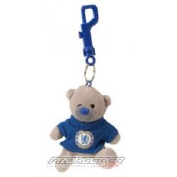 Chelsea FC medvedík prívesok