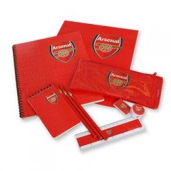 Arsenal FC SET STATIONARY 10KS