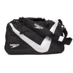 Speedo TEAM HOLDALL MEDIUM 1172 black/silver