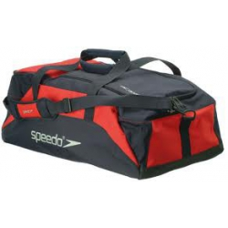 Speedo TEAM HOLDALL 9195 navy/red L70xH25xW35cm
