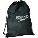 Speedo EQUIPMENT MESH BAG 0001 black 35L