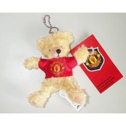 Manchester United FC medvedík prívesok