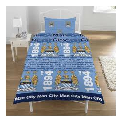Manchester City FC POSTEĽNÉ PRÁDLO