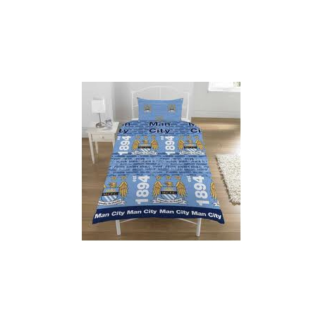 Manchester City F.C. posteľné prádlo