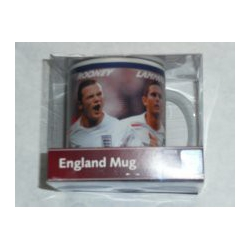 England hrnček hráči