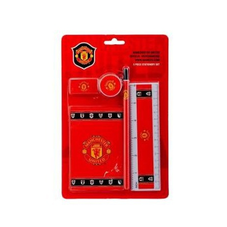 Manchester United FC Stationary set 5ks