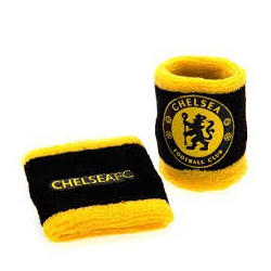 Chelsea FC POTÍTKA 2KS black/yellow