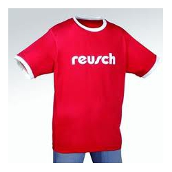 Reusch T-SHIRT MEN 2327 red/white