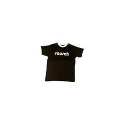 Reusch T-SHIRT MEN 0700 black/white
