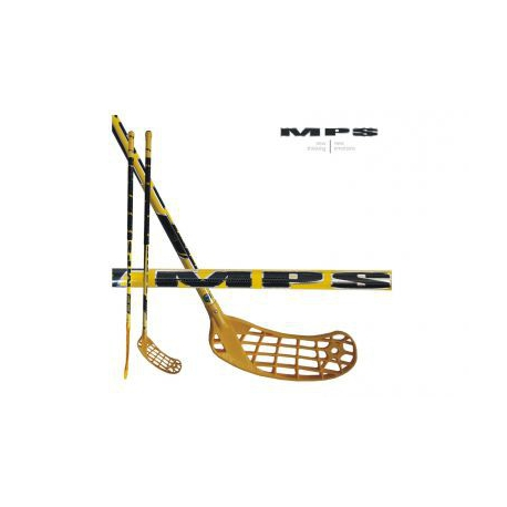 MPS Black Hawk Composite yellow 102cm