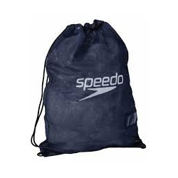 Speedo EQUIPMENT MESH BAG 0002 navy 35L