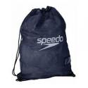 Speedo EQUIPMENT MESH BAG 0002 navy 35L