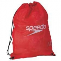 Speedo EQUIPMENT MESH BAG USA 6446 red 35L