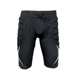 Reusch COMPRESSION SHORT PADDED 700 black