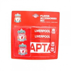 Liverpool FC SET PLAYER ACCESSORIES
