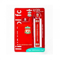 Liverpool FC SET STATIONERY 5PC