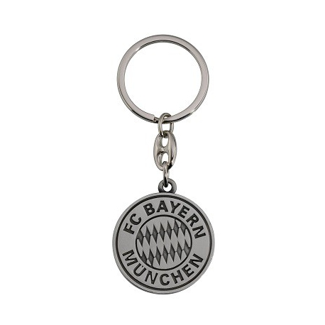 """FC Bayern München klúčenka kovová """"Retro"""""""