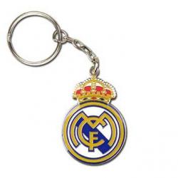 "Real Madrid CF KĽÚČENKA KOVOVÁ ""CREST"""
