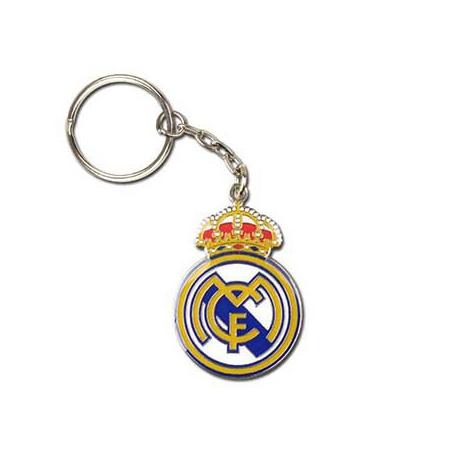 "Real Madrid C.F. klúčenka kovová ""Crest"""
