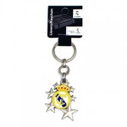 """Real Madrid C.F. klúčenka kovová """"Champions"""""""