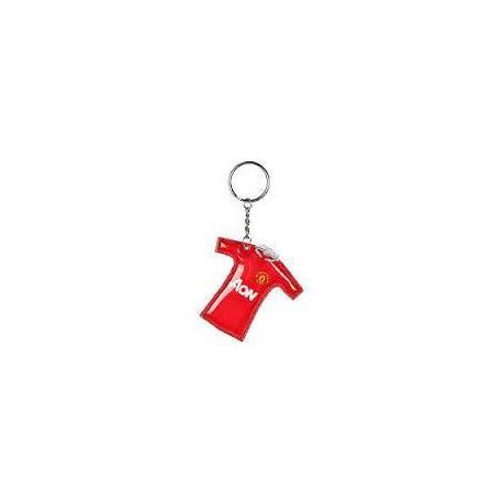 Manchester United FC klúčenka plastová dres 3D