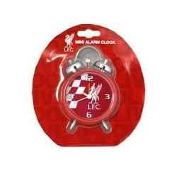 """Liverpool FC budík """"Checkered"""""""
