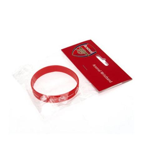 Arsenal F.C. náramok silikón