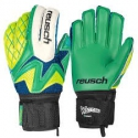 Reusch WAORANI SG IMPACT 533 irish green/safety yellow