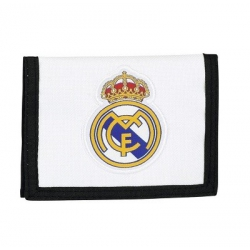 "Real Madrid C.F. peňaženka ""White/black"""