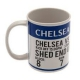 "Chelsea FC hrnček ""Matchday"""