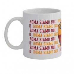 """A.S.Roma hrnček """"Roma Siamo Noi"""""""