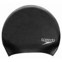 Speedo LONG HAIR CAP 0001 black