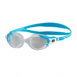 Speedo FUTURA BioFUSE FLEXISEAL FEMALE C105 turquoise/clear