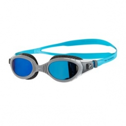 Speedo FUTURA BioFUSE FLEXISEAL MIRROR C110 grey/blue mirror