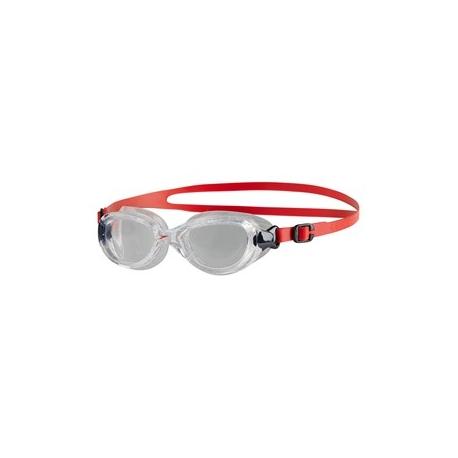 Speedo FUTURA CLASSIC JUNIOR B991 lava red/clear