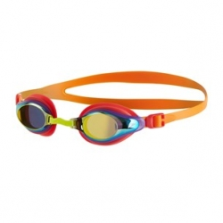 Speedo MARINER SUPREME MIRROR JUNIOR B989 jaffa/watermelon/gold