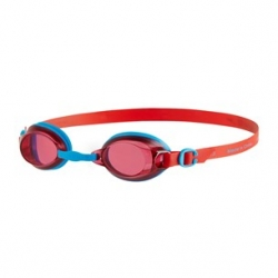 Speedo JET JUNIOR C106 turquoise/lava red