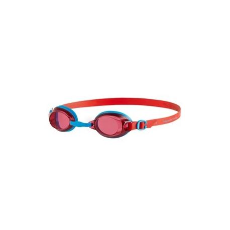 Speedo JET JUNIOR C106 turquoise/lava red