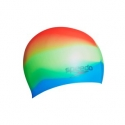 Speedo MULTI COLOUR SILICONE CAP A085 multi-colour