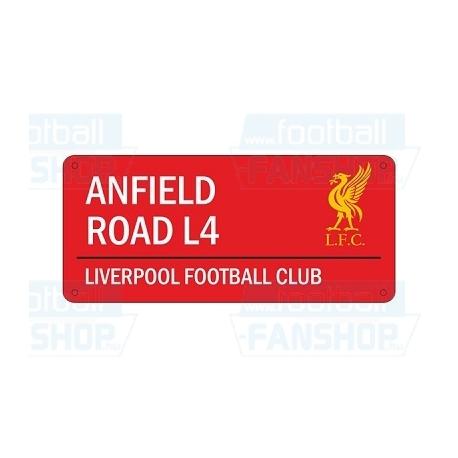 Liverpool FC BUDÍK TABUĽA
