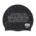 Speedo SLOGAN PRINT CAP JUNIOR STAR WARS C353 black/white