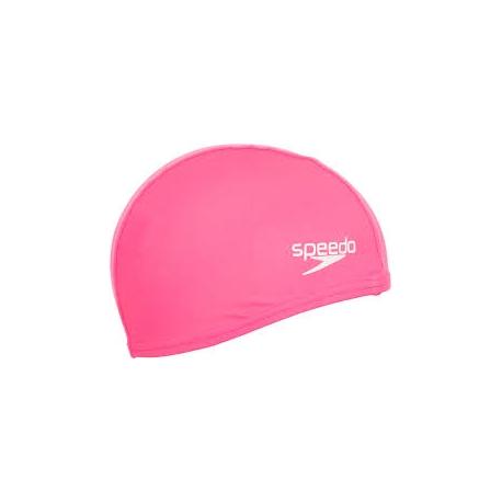 Speedo POLYESTER CAP JUNIOR 1587 pink