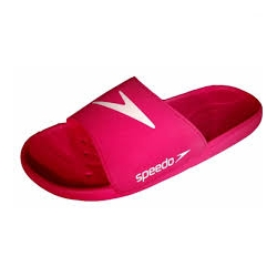 Speedo ATAMI CORE SLIDE JUNIOR 1341 electric pink/white