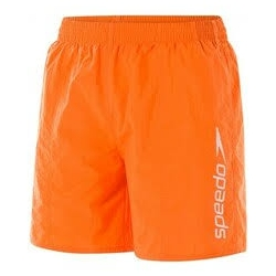 "Speedo CHALLENGE 15"" WATERSHORT JUNIOR C858 fluo orange"