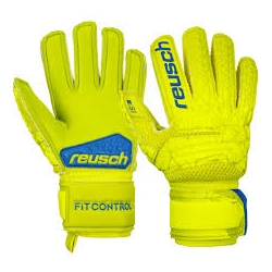 Reusch FIT CONTROL S1 583 lime/safety yellow/lime