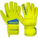 Reusch FIT CONTROL SG JUNIOR 583 lime/safety yellow