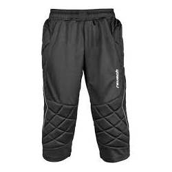 Reusch JUNIOR 360 PROTECTION 3/4 SHORT 700 black