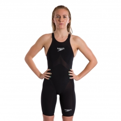 Speedo LZR PURE VALOR OPBK KNEESKIN 0001 black