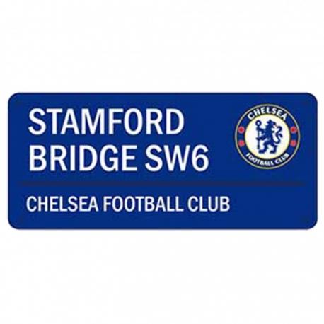 "Chelsea FC TABUĽA ""STAMFORD BRIDGE"""