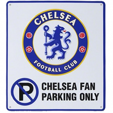 "Chelsea FC TABUĽA ""PARKING"""